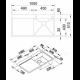 BLANCO ZEROX 5S-IF 521627