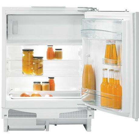 RBIU6092AW Vgradni podpultni hladilnik