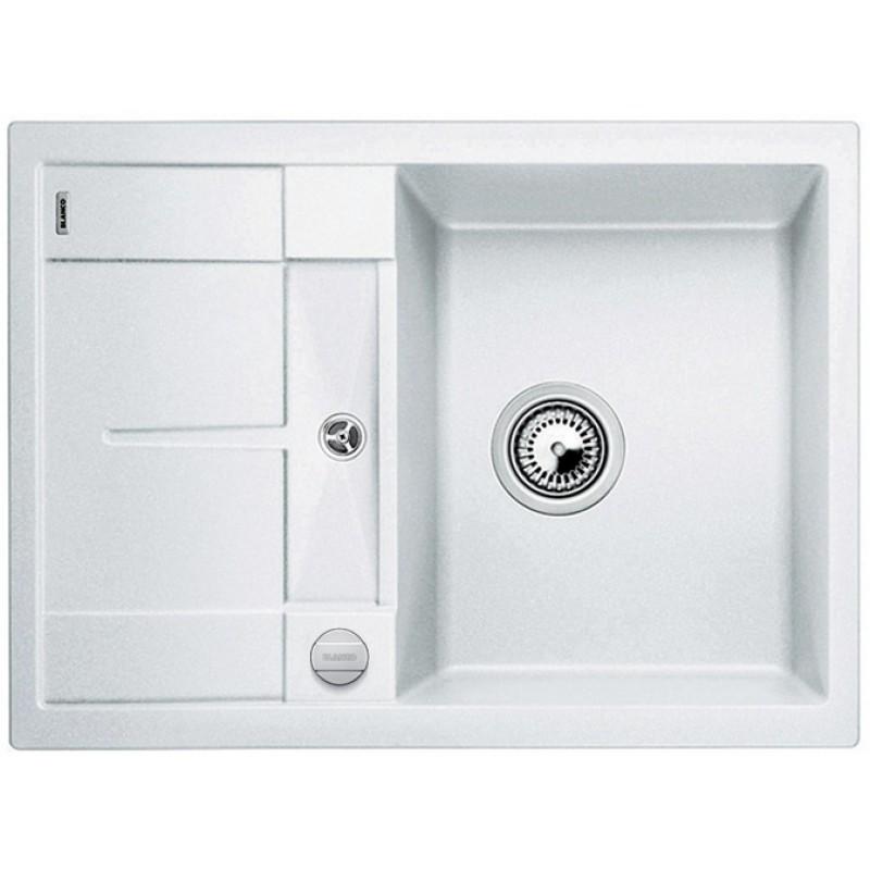 blanco metra 45 s compact 519576 studio novak. Black Bedroom Furniture Sets. Home Design Ideas